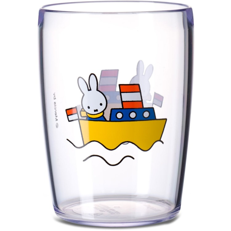 Image of Kinderglas 200 Ml - Nijntje Op Reis
