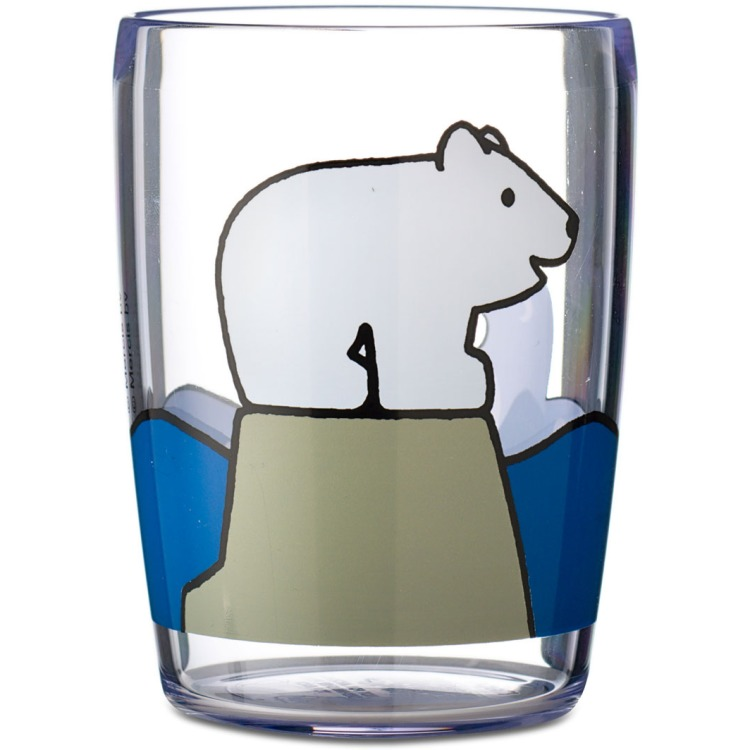 Image of Kinderglas 200 Ml - Dick Bruna Dierentuin