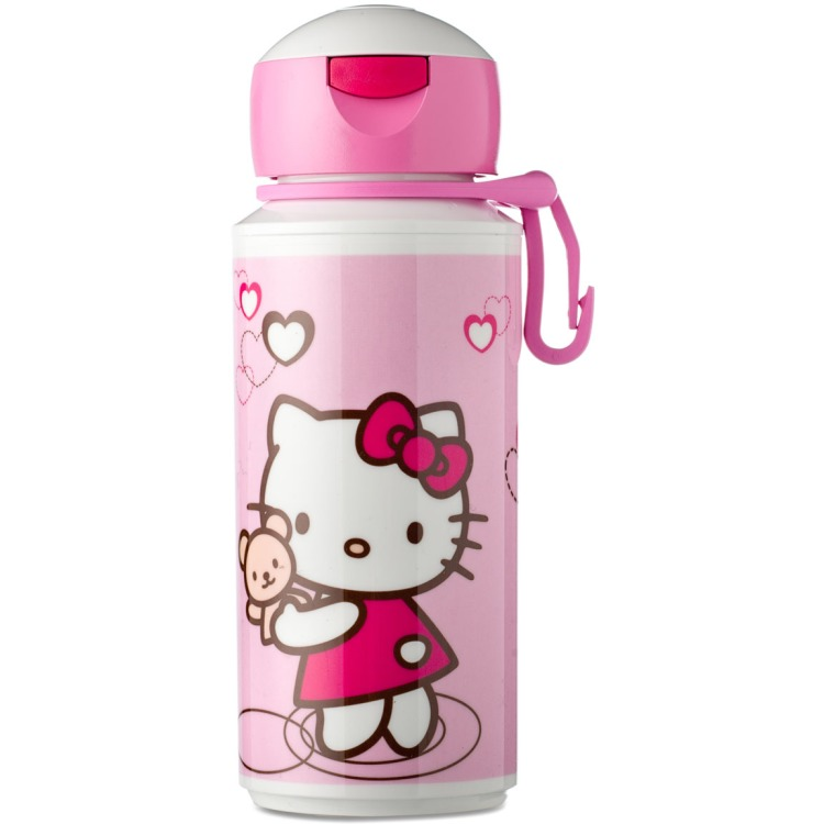 Rosti Mepal Hello Kitty pop-up drinkfles