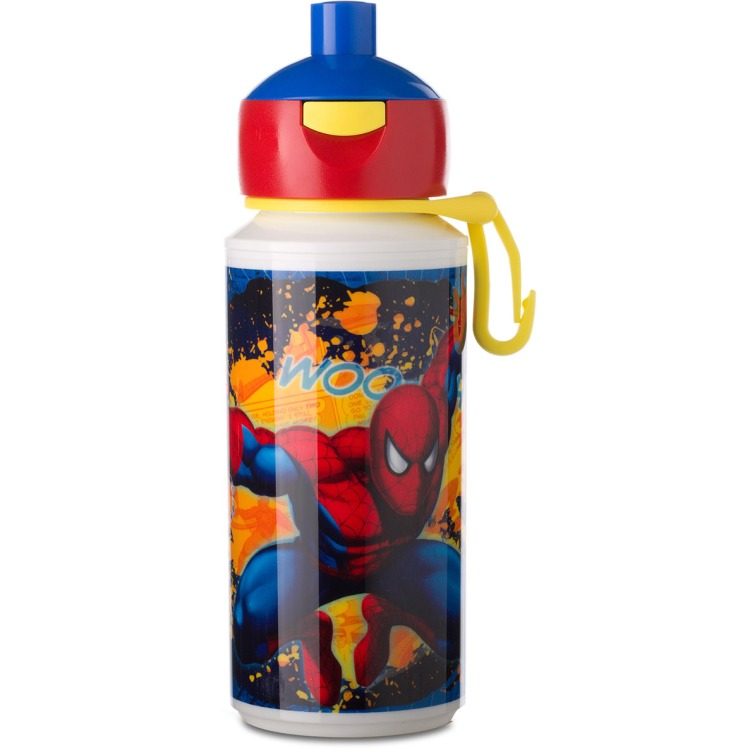 Rosti Mepal Campus drinkfles popup Spiderman 275 ml
