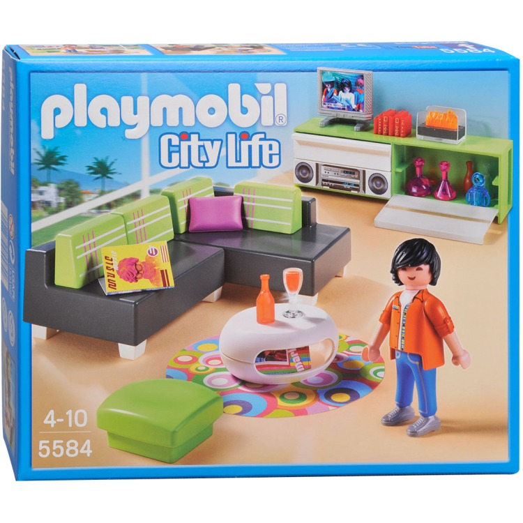 Playmobil Woonkamer 5584