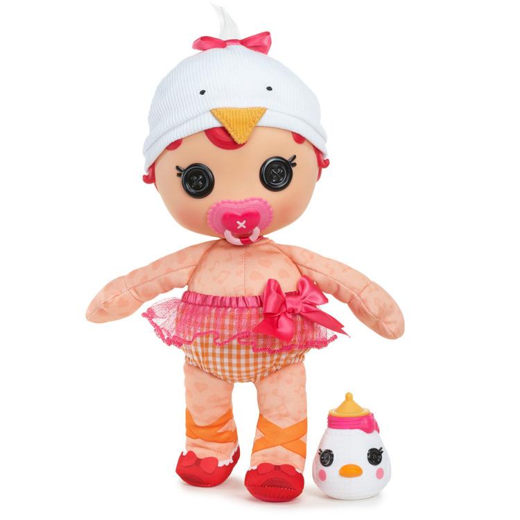 Lalaloopsy babypop Tippy Tumblelina