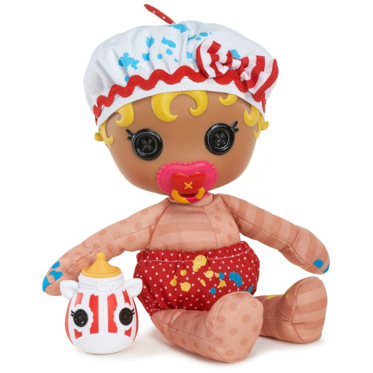 Lalaloopsy Babypop Spot Splatter Splash