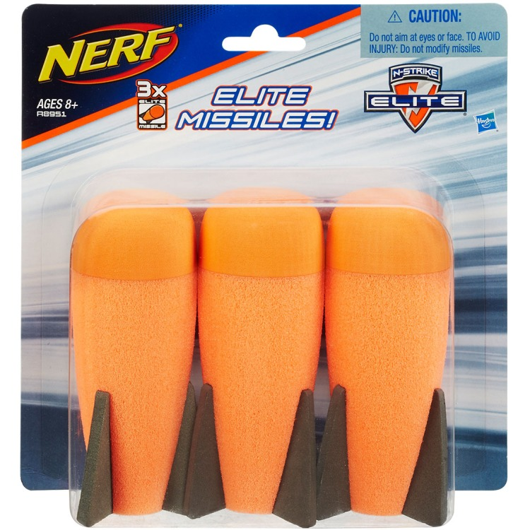 NERF Elite Demolisher refills - set van 3
