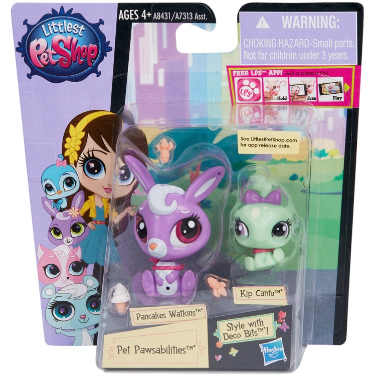 Littlest Pet Shop diertje