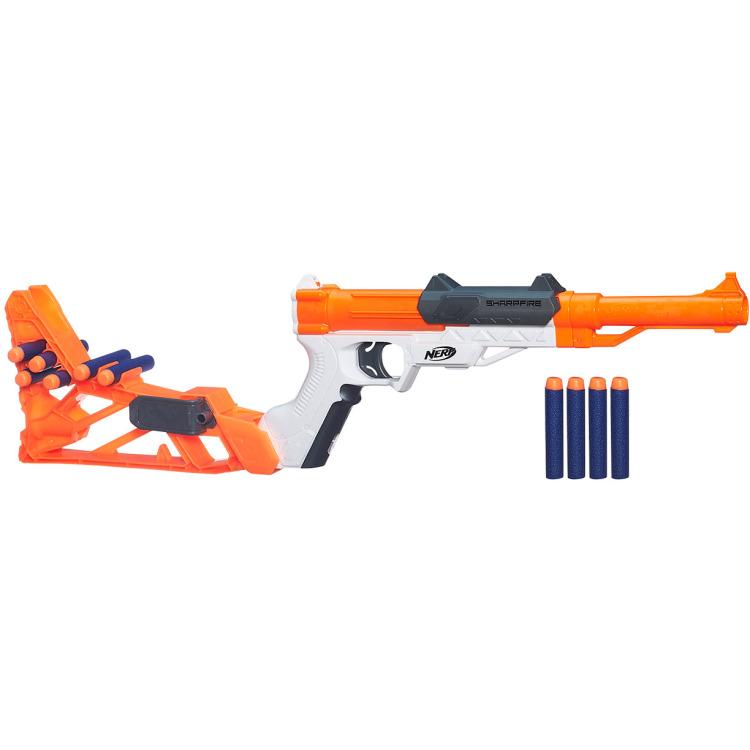 Nerf N-Strike Elite SharpFire - Blaster
