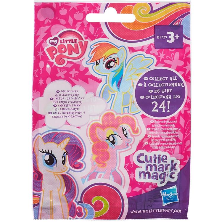 My Little Pony-figuurtje in zakje