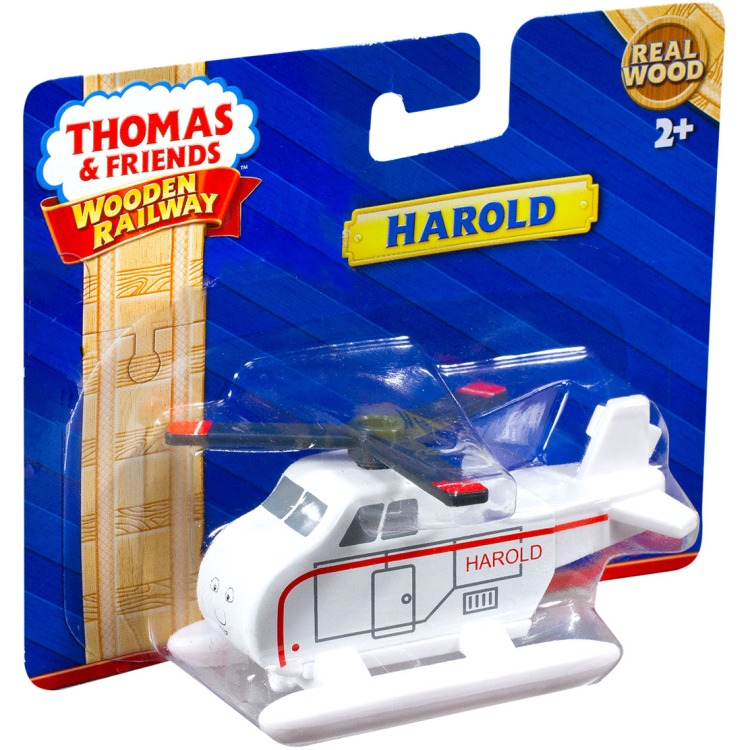 Thomas De Trein Harold Hout