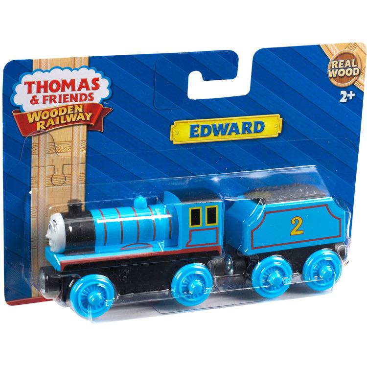 Thomas De Trein Edward Locomotief Hout