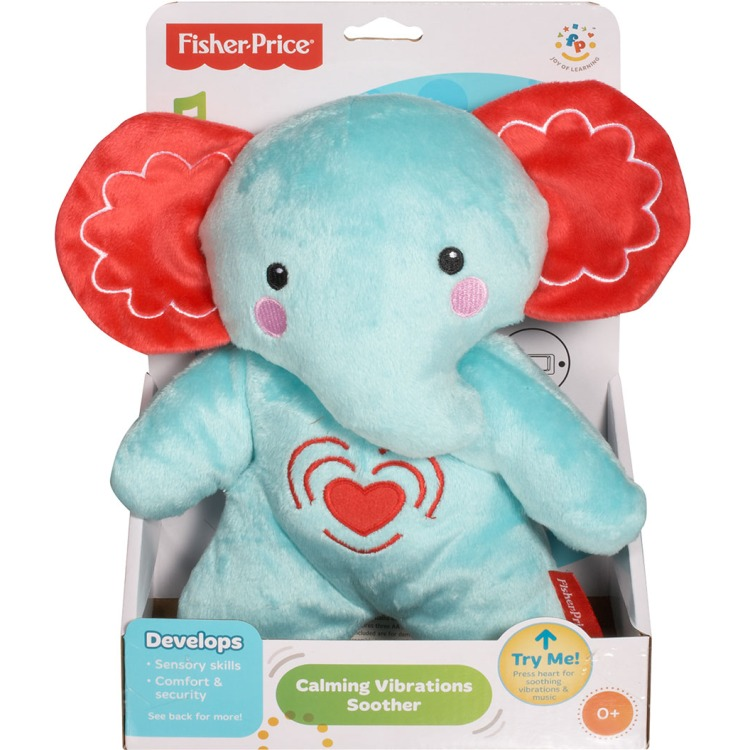 Image of Fisher Price Knuffel Olifant