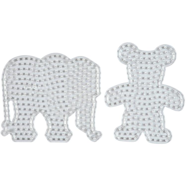 Hama Maxi Beads Dieren Grondplaten