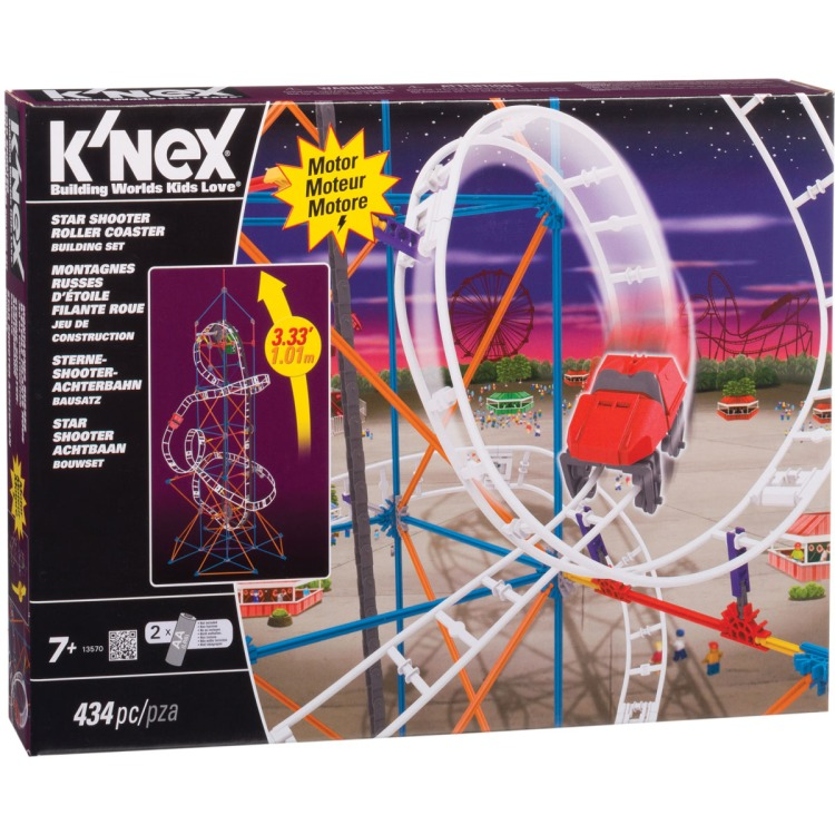 K'NEX Star Shooter achtbaan