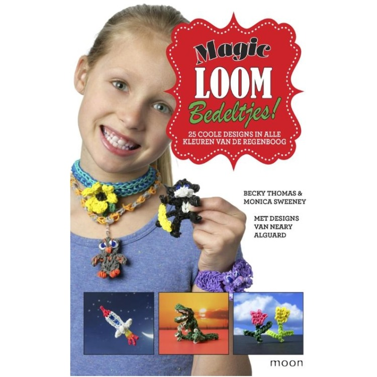 Magic Loom bedeltjes! - B. Thomas