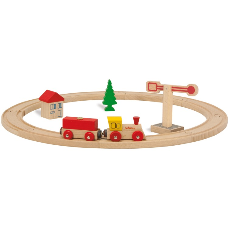 Eichhorn Spoorbaan Cirkel 15 stuks