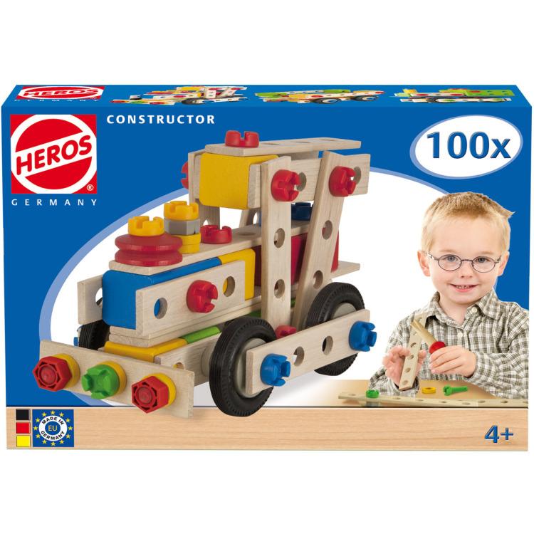 Heros Constructor 100-delig