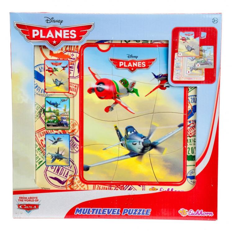 Disney Planes Lagenpuzzel, 28st.