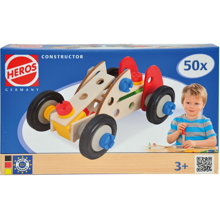 Image of Constructor Raceauto, 50-delig
