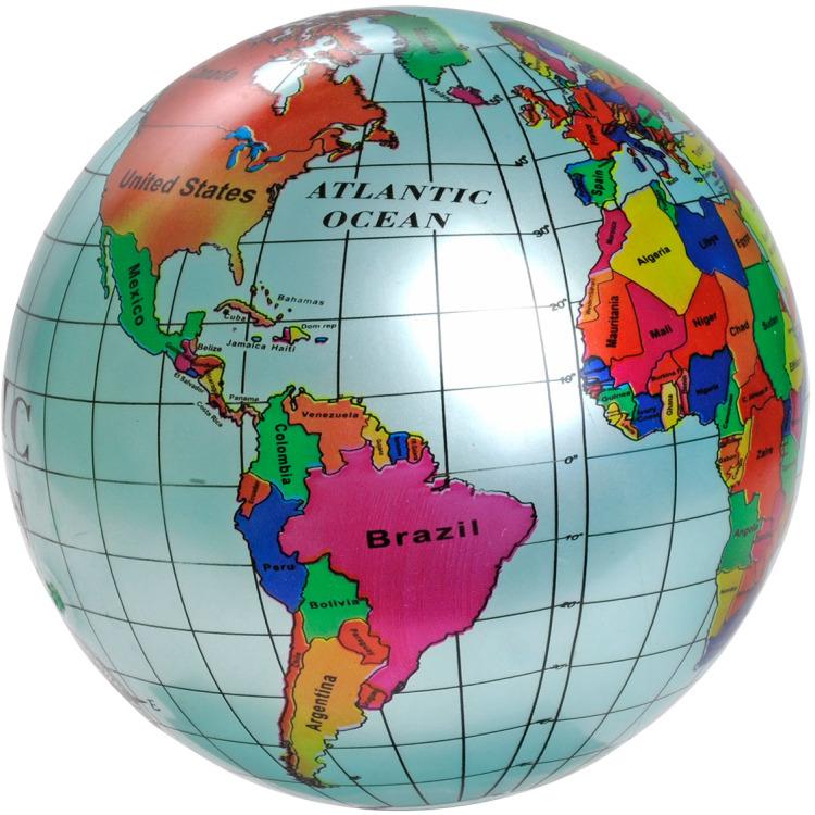 Image of Decorbal Wereldbol