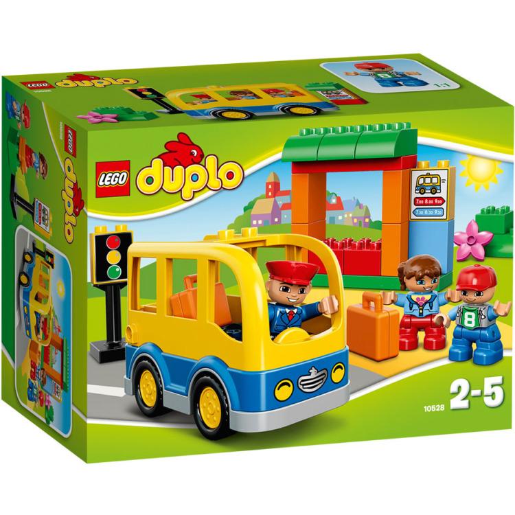 10528 Duplo Town Schoolbus