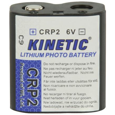 Kinetic Crp2 Crp2 Lithium Foto Batterij 6 V 1300 Mah 1-blister
