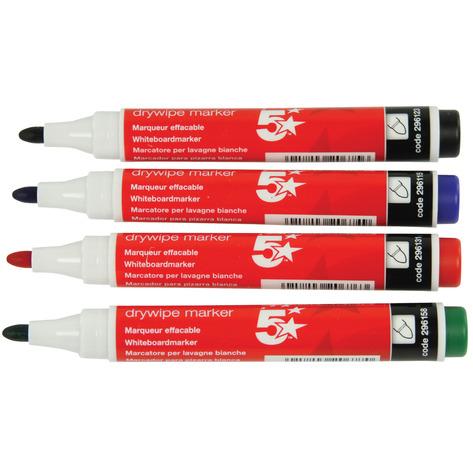 Image of Marker Set 4 Kleuren