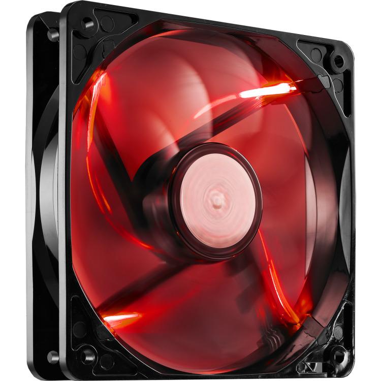 Image of Cooler Master Casefan Sickleflow 120mm (rood)