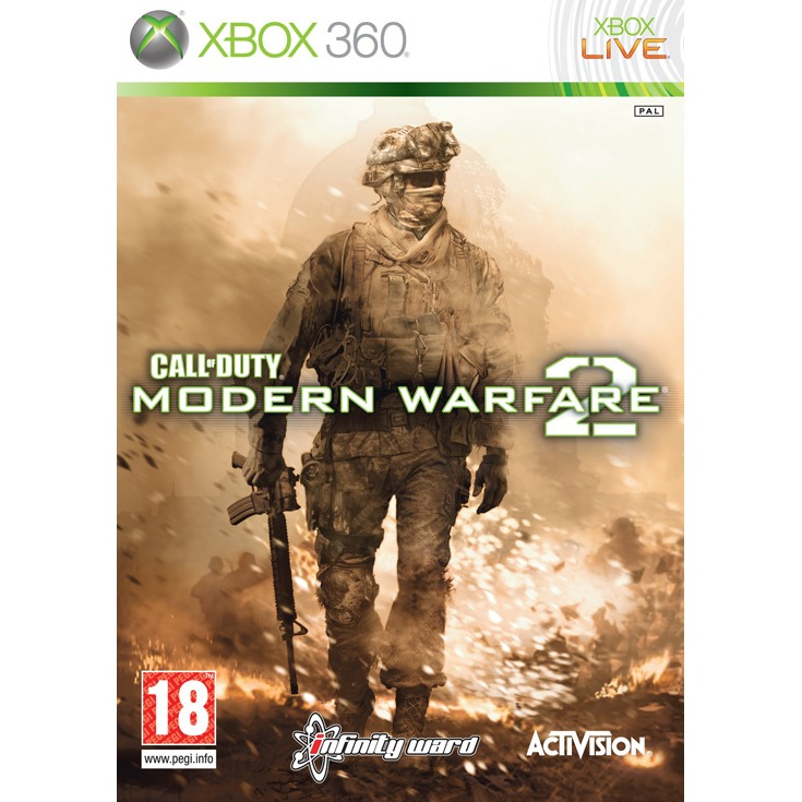 Image of Activision Call of Duty, Modern Warfare 2 Xbox 360