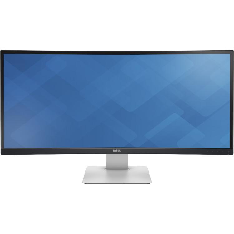 Dell UltraSharp U3415W IPS Curved - TFT 86,36cm(34'') / 2.000.000:1 / 5ms