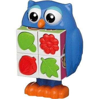 Image of Professor Uil Puzzel Tomy Toddler