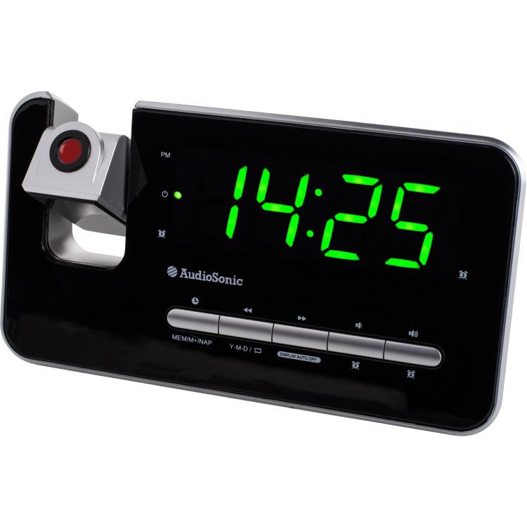 Image of Audiosonic Cl-1492 Clock Radio