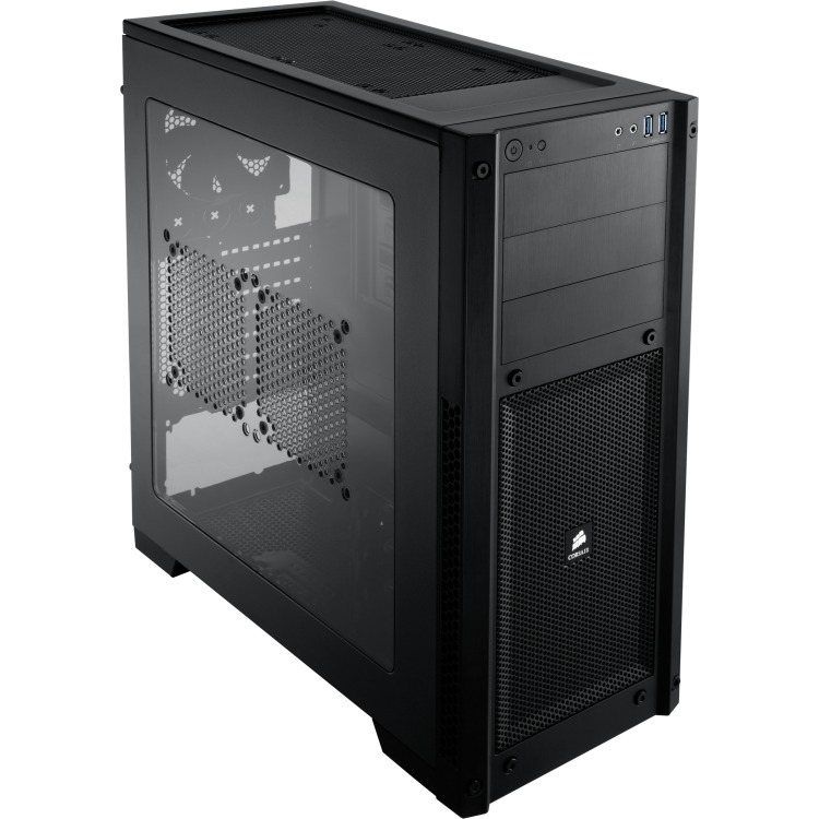 Corsair Carbide Series 300R Windowed Gaming Case. Black