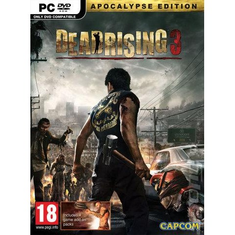 Dead Rising 3 (Apocalypse Edition) (DVD-Rom)