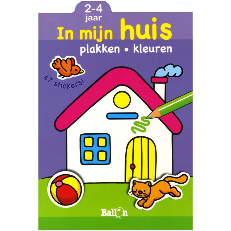 Image of Plakken En Kleuren - In Mijn Huis