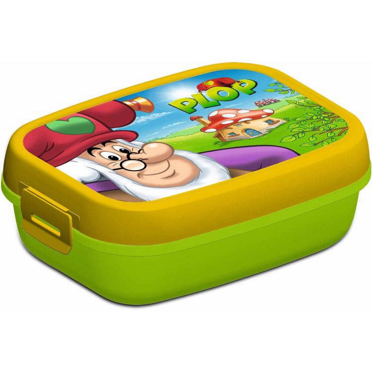 Lunchbox Plop groen -
