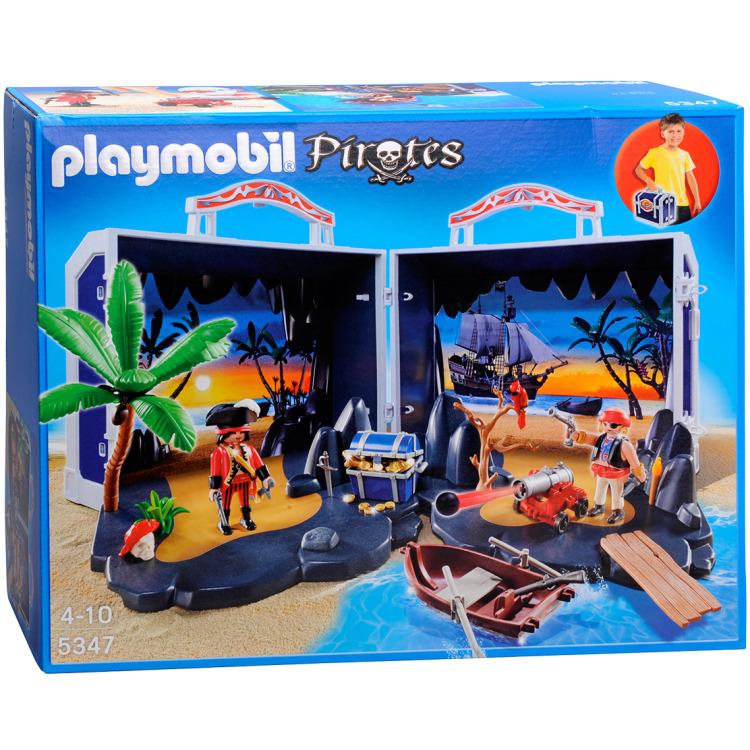 Playmobil Piratenschatkist 5347