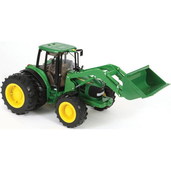 Image of John Deere 6830 Premium Tractor Britains