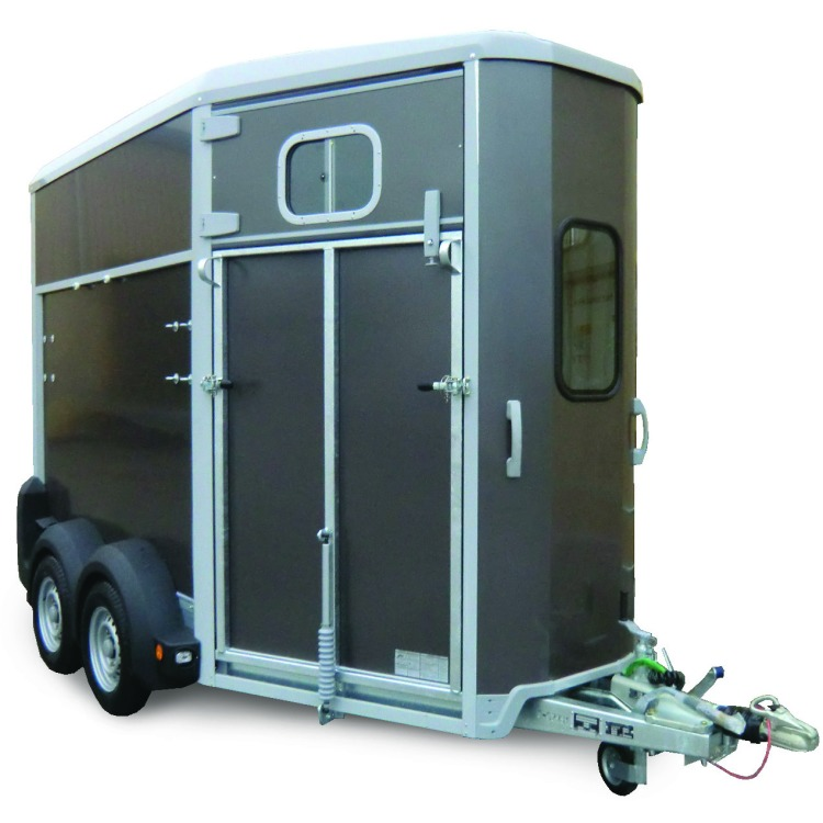 Image of Ifor Williams Paardentrailer Britains