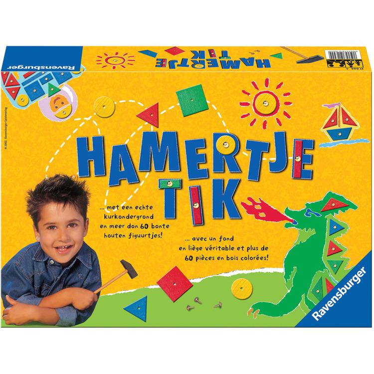Image of Hamertje Tik