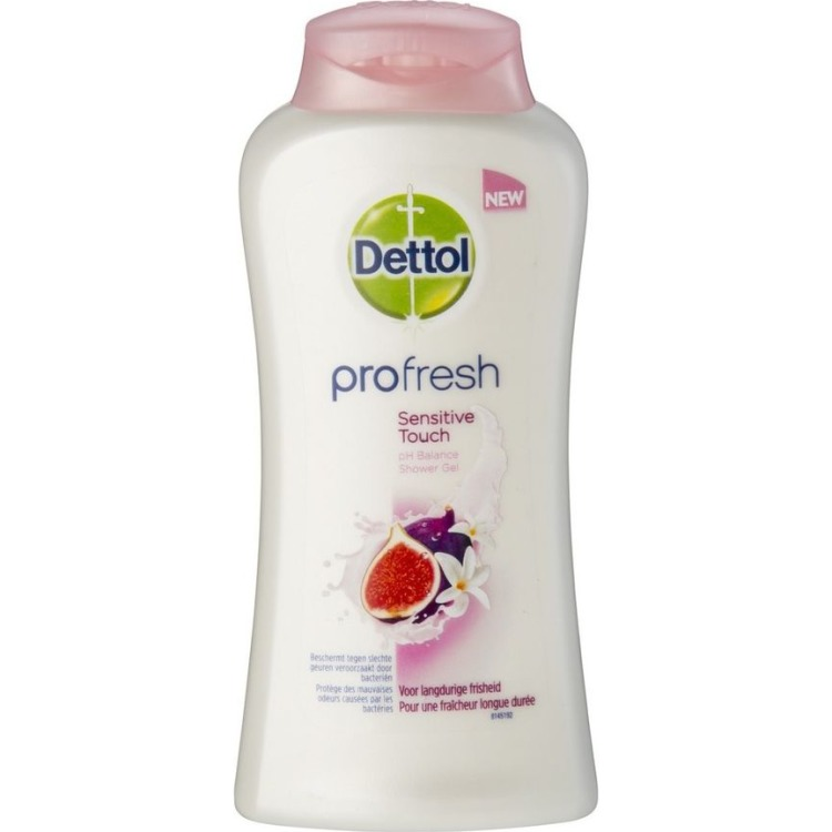 Image of Profresh Sensitive Touch Douchegel, 250 Ml