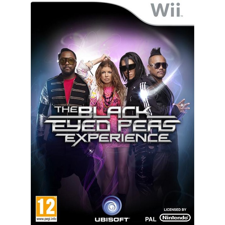 The Black Eyed Peas: The Experience  Wii