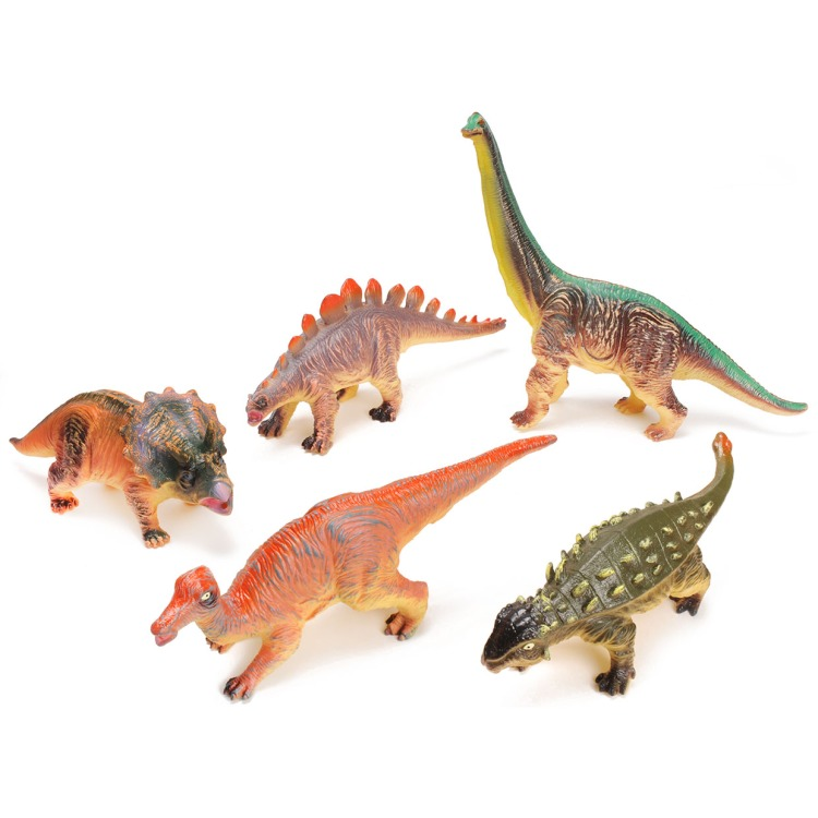 Image of Grote Soft Dino Speelfiguur