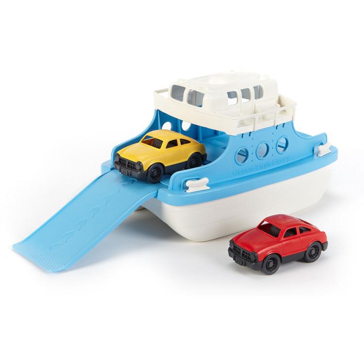 Image of Gree Veerboot Met Autos