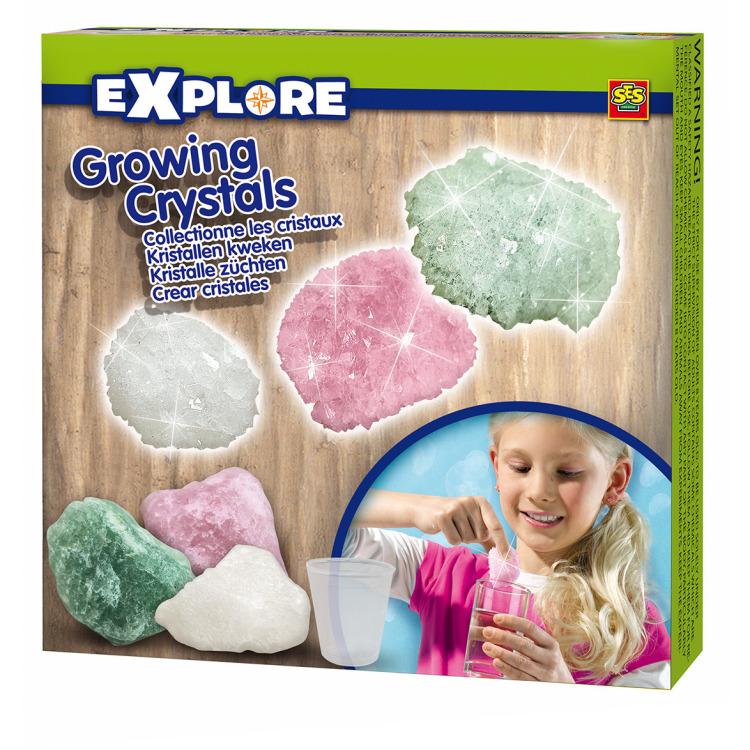 Image of Explore Kristallen Kweken