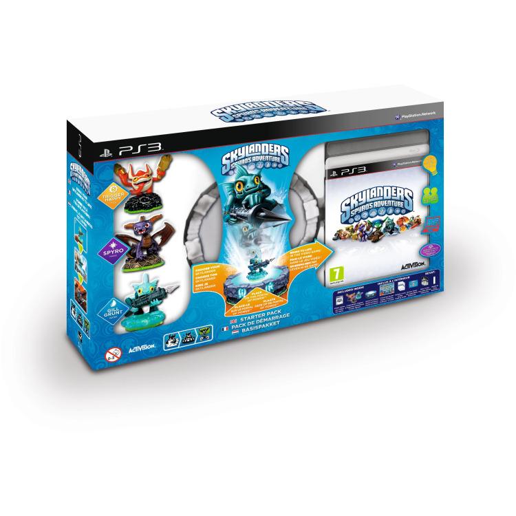 Skylanders Spyro's Adventure Starter Pack