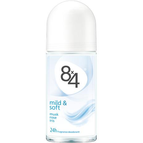 Image of Mild Soft Deodorant Roller, 50 Ml