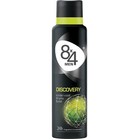 Image of Men Discovery Deodorant Spray, 150 Ml