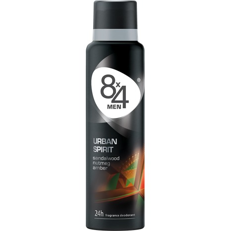 Image of Men Urban Spirit Deodorant Spray, 150 Ml