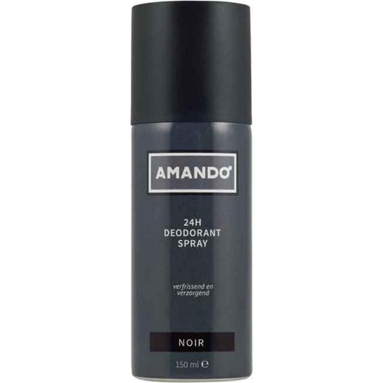 Image of Noir Deodorant Spray, 150 Ml