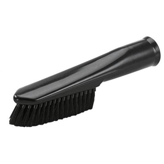 Kärcher Zuigborstel zachte borstelharen (zwart)