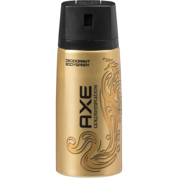 Image of AXE Deo Spray Gold Temptation 150 ml